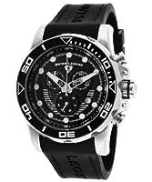 Swiss Legend Men's 21368-01 Avalanche Analog Display Swiss Quartz Black Watch by Swiss Legend