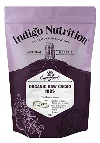 Raw Organic Cacao Nibs - 1kg (Certified Organic)