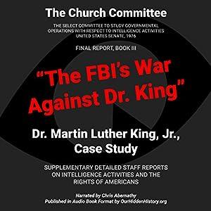 The FBI's War Against Dr. King Audiobook