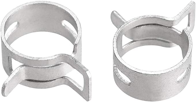 The Hillman Group 59735 Spring Action Hose Clamp 20-Pack 9//16-Inch