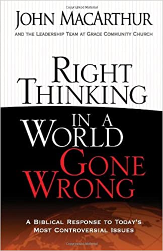 Image result for macarthur right thinking book