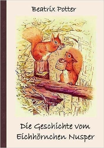 Book Die Geschichte vom Eichhörnchen Nusper