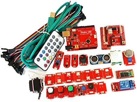 Azoey Learning kit Azoey produced Zduino development version of the package offers