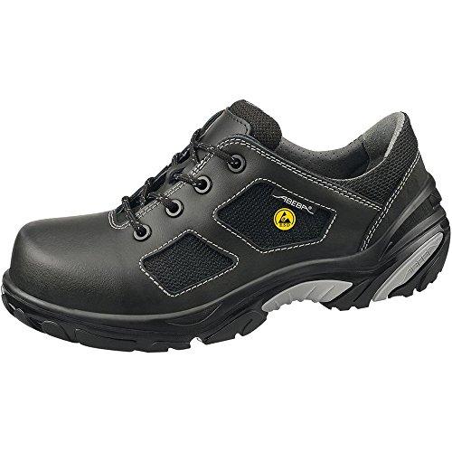 Abeba 34711-36 su basso ESD Scarpe di di sicurezza, taglia 36, colore: nero