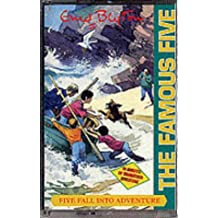Five Fall into Adventure (The Famous Five)
