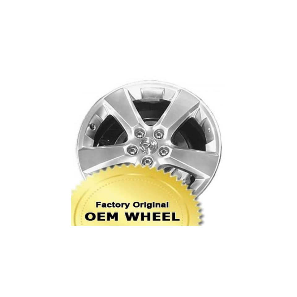 LEXUS RX330,RX350 18x7 5 SPOKE Factory Oem Wheel Rim  CHROME   Remanufactured Automotive