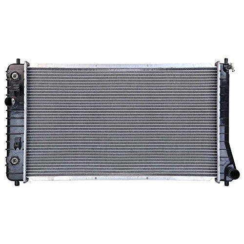 Prime Choice Auto Parts RK645 Aluminum Radiator