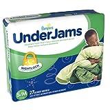 Pampers UnderJams Underwear - Boys - Small/Medium - 27 ct