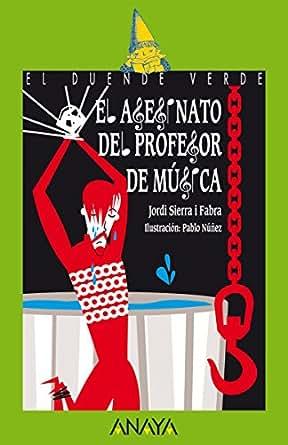 El asesinato del profesor de música (Literatura Infantil