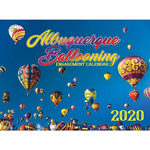 hot air balloon calendar - 4