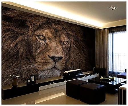 250cmx175cm 3d Wallpaper Custom 3d Murals Wallpaper Animals Wall