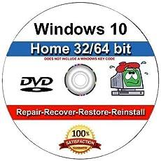 reinstall windows 10 home premium