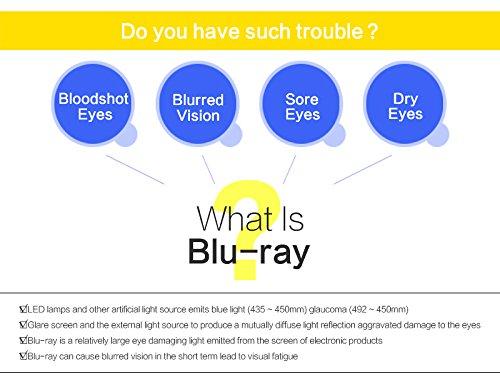 Anti Shinu Lens Sans Lunettes Light With 61 Bleue Myopie Anti 1 Pour Degré 500 hommes Red lumiere Blue De Femmes ds17137js C4 TTHwrxqp