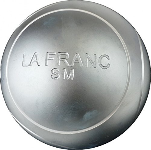 La Franc Franc Franc Boules Kugeln Matt 74 mm 690 Gramm   4 3 Stück 6ba772