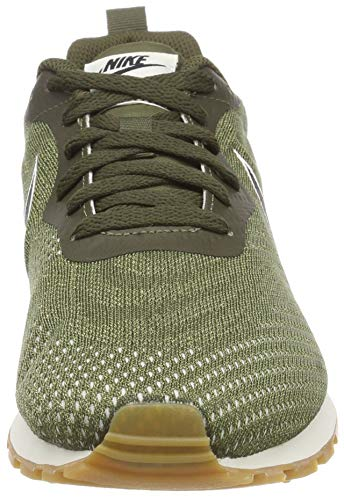 Multicolore Eng Olive NIKE Sneakers Homme 2 MD Mesh Runner Cargo Neutral Basses 001 Khaki Black F4wx4qna8