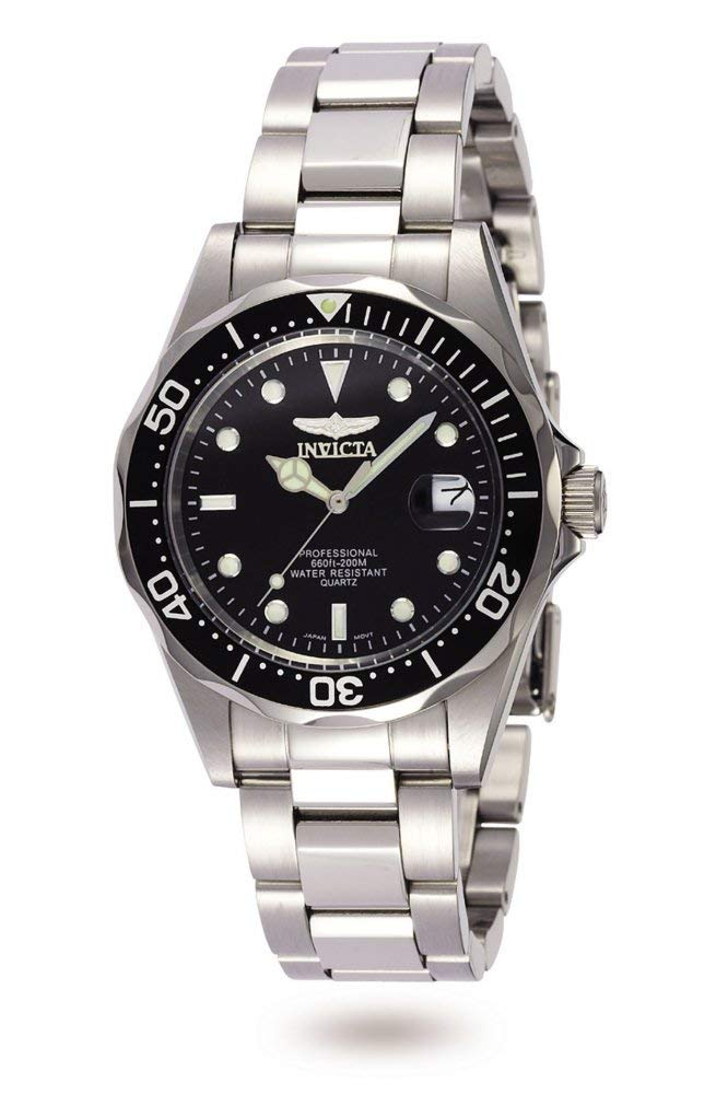 CDM product Invicta Men's 8932 Pro Diver Collection Silver-Tone Watch big image