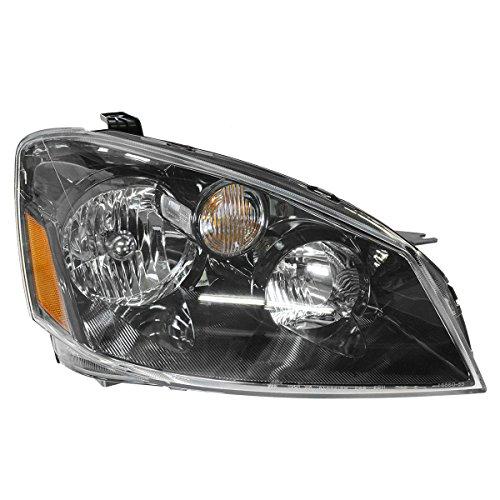 Halogen Headlight Headlamp RH Right Hand Passenger Side For 05-06 Nissan Altima