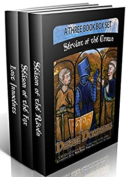 Servant of the Crown Mysteries, 3 Book Box Set (A Servant of the Crown Mysteries) by [Domning, Denise]
