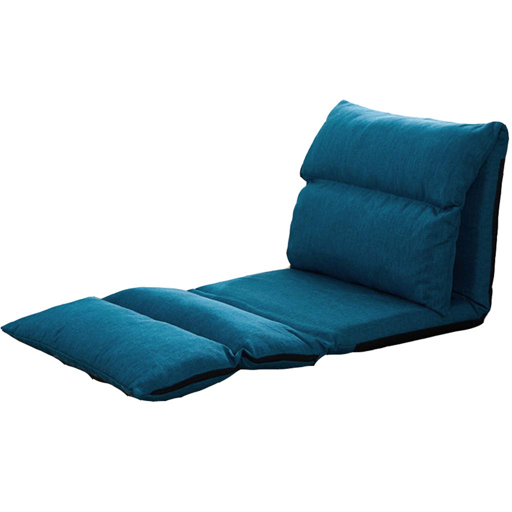 Amazon.com: Sofá Lazy, plegable, dormitorio, sofá cama ...