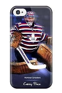DanRobertse Premium Protective Hard Case For Iphone 4/4s- Nice Design - Montreal Canadiens (10)