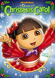 Dora the Explorer: Dora's Christmas Carol Adventure [Import]