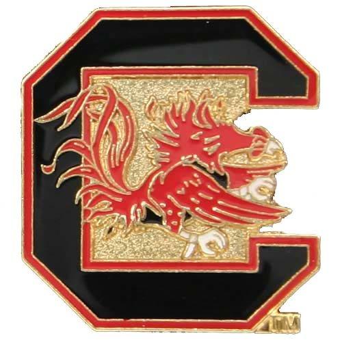 NCAA South Carolina Gamecocks Logo Pin ()