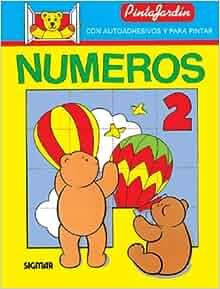 Amazon.com: Pinta Jardin - Numeros (Spanish Edition) (9789501108460
