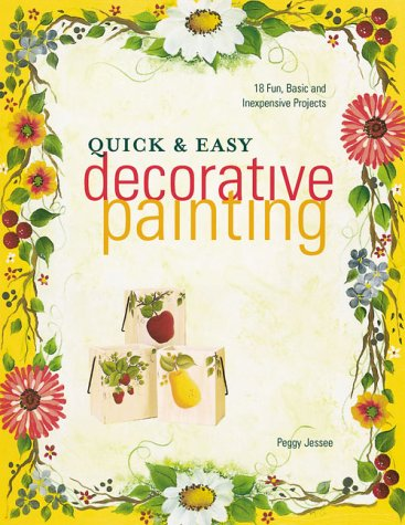 Quick & Easy Decorative - Painting Decorative Books