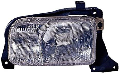 This product is an aftermarket product. It is not created or sold by the OE car company DEPO 335-1123L-AS Replacement Driver Side Headlight Lens Housing