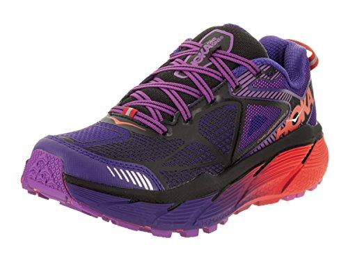 HOKA ONE ONE Hoka Challenger ATR 3 Women's Trail Running Shoes - SS17 Deep Blue/Black