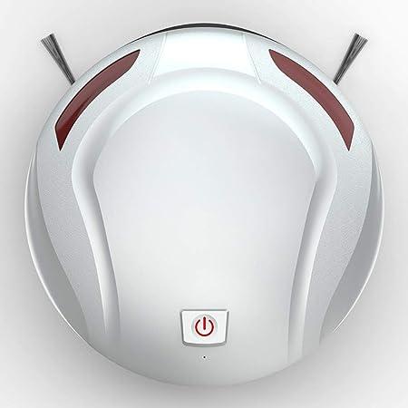 QLPP Aspiradora Robot aspiradora, 1800Pa Fuerte succión, Super ...