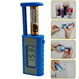 Universal Battery Tester for 1.5V A AA AAA 9V 6V 4.5V 3V