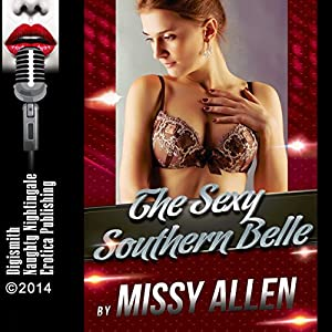 The Sexy Southern Belle Audiobook