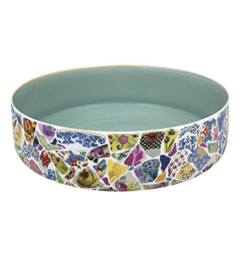 VISTA ALEGRE - Picassiette by Christian Lacroix (Ref # 21117753) Porcelain Salad Bowl by Unknown