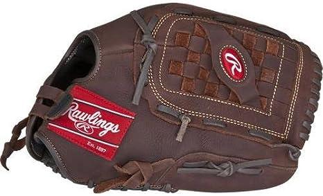 Guantes de b/éisbol Right-Hand Baseball Glove, Receptor, 33, Espec/ífico, Adulto, Marr/ón RAWLINGS PCM30-3//0 Guante de b/éisbol Right-Hand Baseball Glove Receptor