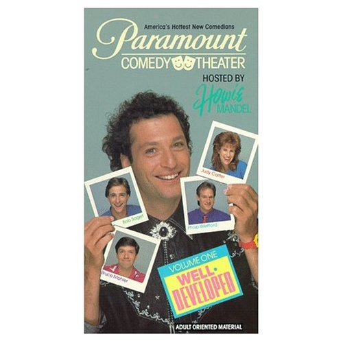"Paramount Comedy Theater, Volume One - ""Well-Developed"""