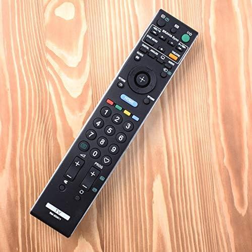 Mando a Distancia para Sony Bravia TV RM-ED009 RM-ED011 rm-ed012, Controlador Universal RM ED011 para Sony Smart LED LCD HD TV: Amazon.es: Electrónica