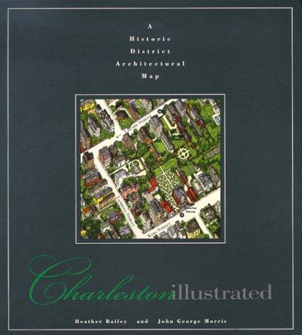 Charleston Illustrated Map