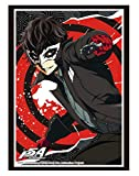 Persona 5 Protagonist Ren Akira Joker Card Game Character Sleeves Collection HG Vol.1796 High Grade Anime Art