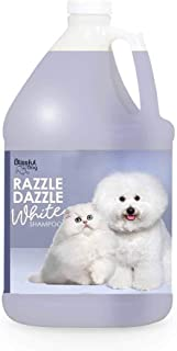 product image for The Blissful Dog Razzle Dazzle White Shampoo, 1 Gallon