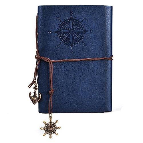 Cosmos Vintage Notebook Mediterranean Loose leaf