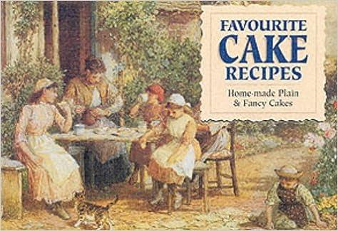 Our favourite recipes: cake recipes | amazon.com