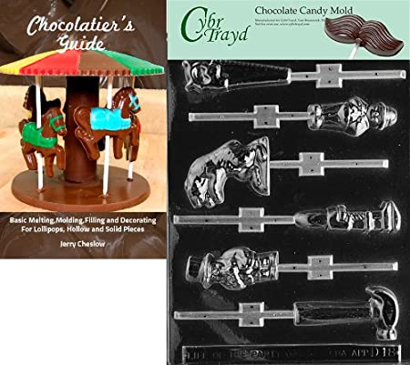 Cybrtrayd Life of the Party E448 Bunny//Chick Bon-Bon Easter Chocolate Candy Mold in Sealed Protective Poly Bag Imprinted with Copyrighted Cybrtrayd Molding Instructions