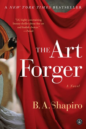 The Art Forger: A Novel cover
