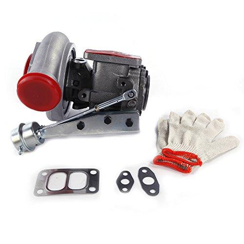 Turbo Impeller (Diesel Turbocharger 3534925 Turbo Charger Internal Wastegate Turbine Fit Dodge Ram 5.9L Diesel Engine)