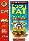 The Doctor's Pocket Calorie and Fat Counter, Allan Borushek, 0958799164