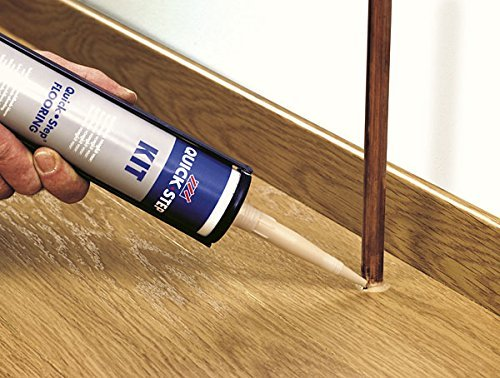 Oak Plank Classics (Quick Step Classic Range Colour Match Sealant (Natural Varnished Oak Planks))
