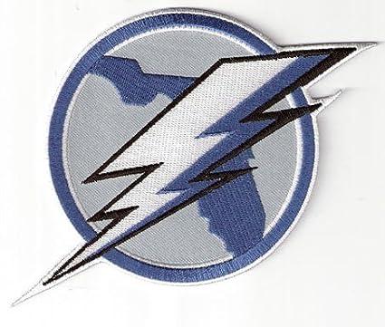 Tampa Bay Lightning Team Logo Patch