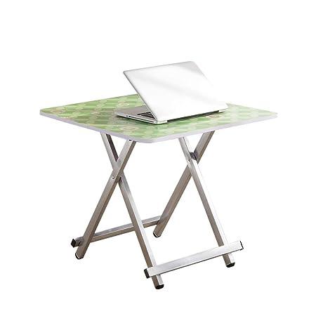 XuZg-Small table Mesa Plegable, pequeña Mesa de Picnic al Aire ...