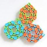 Han Shi Colorful Puzzle Sensory Fidget Toys Stress